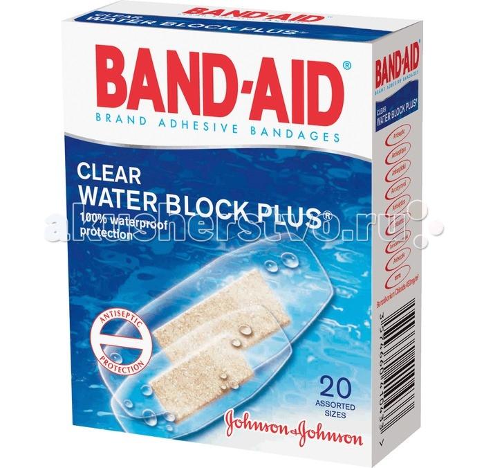 Johnson�s Baby Band-Aid �������� ��������������� ����������� 20 ��.