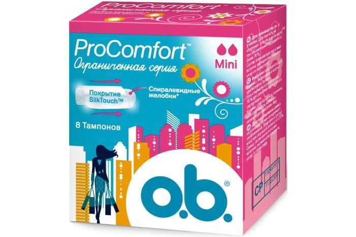 o.b. ������� ProComfort ���� 8 ��.