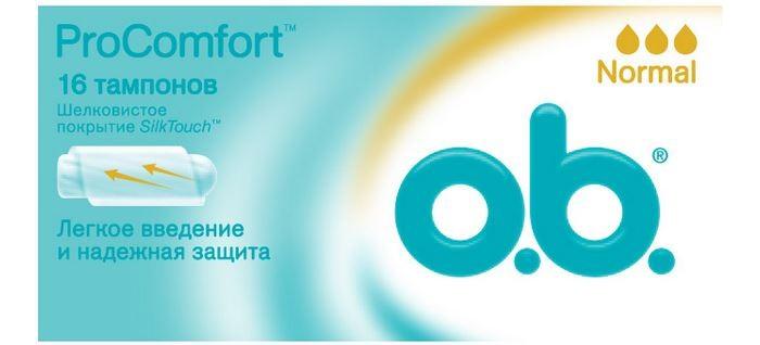 o.b. ������� ProComfort ������ 16 ��.