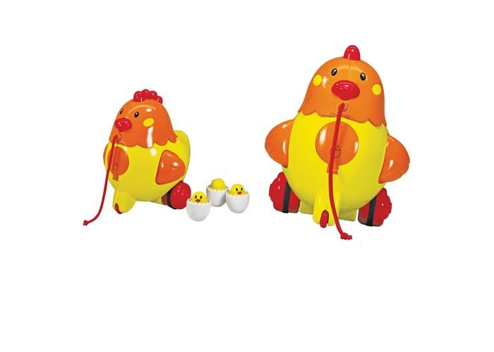Каталка-игрушка Bebelino Курочка