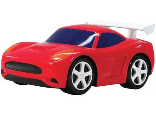 Bebelino Радиоуправляемая гоночная машинкаРадиоуправляемая гоночная машинкаМРадиоуправляемая гоночная машинка Bebelino, со световыми и звуковыми эффектами привлечет внимание вашего ребенка и станет его любимой игрушкойМашина обладает высокой стабильностью движения, двигается вперед, назад и поворачивает.  Характеристики: Размер пульта: 11 x 9 x 3.5 см Радиус действия пульта управления: 7 м Размер автомобиля: 32 x 14 x 20 см Материал: пластмасса<br>