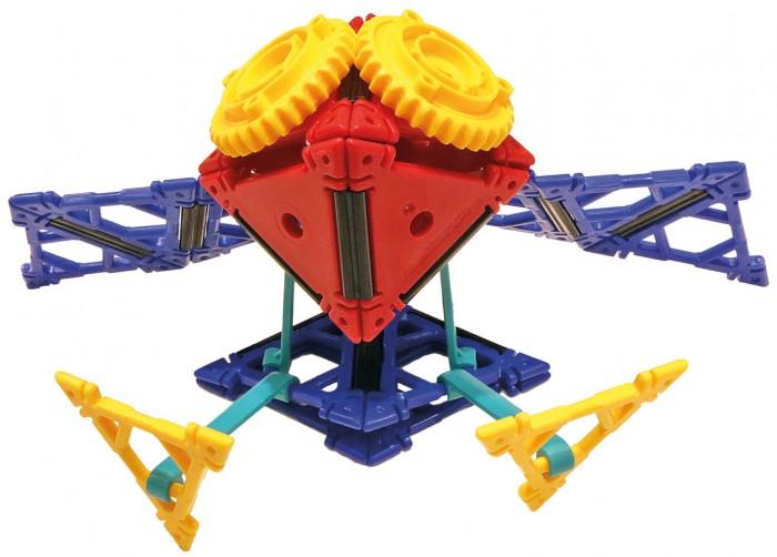 Конструктор Знаток Удивительный Klikko Чудо Треугольники 20 в 1 57 деталейУдивительный Klikko Чудо Треугольники 20 в 1 57 деталейКонструктор Klikko Чудо ТРЕУГОЛЬНИКИ 20 в 1 (57 деталей) — это набор начального уровня, который подходит для детей от 5 лет. Конструктор будет хорошим стартом для знакомства с миром Klikko.   В комплект включены 57 деталей, из которых можно собрать 20 простых конструкций. Поможет в этом подробная инструкция с иллюстрациями.   Занятия с конструктором развивают пространственное мышление, логику, фантазию, мелкую моторику пальчиков. Можем рекомендовать данную продукцию для детских дошкольных учреждений.<br>