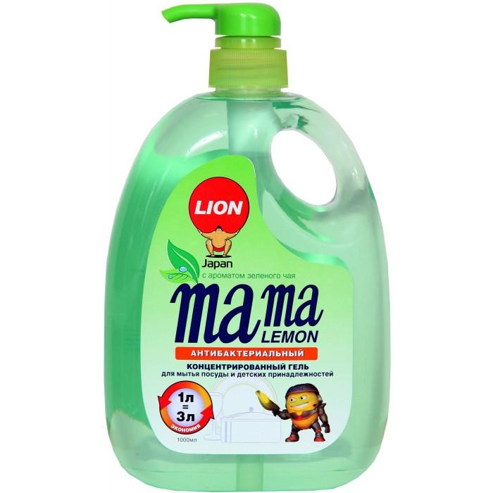 Mama Lemon Концентрированное средство для мытья посуды Зеленый чай 1 л