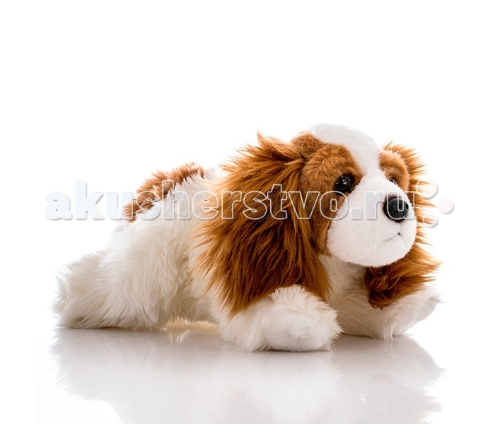 Мягкая игрушка Aurora Кинг Чарльз Спаниель 28 см