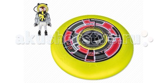 Конструктор Playmobil Игры на улице: Супер диск с астронавтом Игры на улице: Супер диск с астронавтом 6183pm