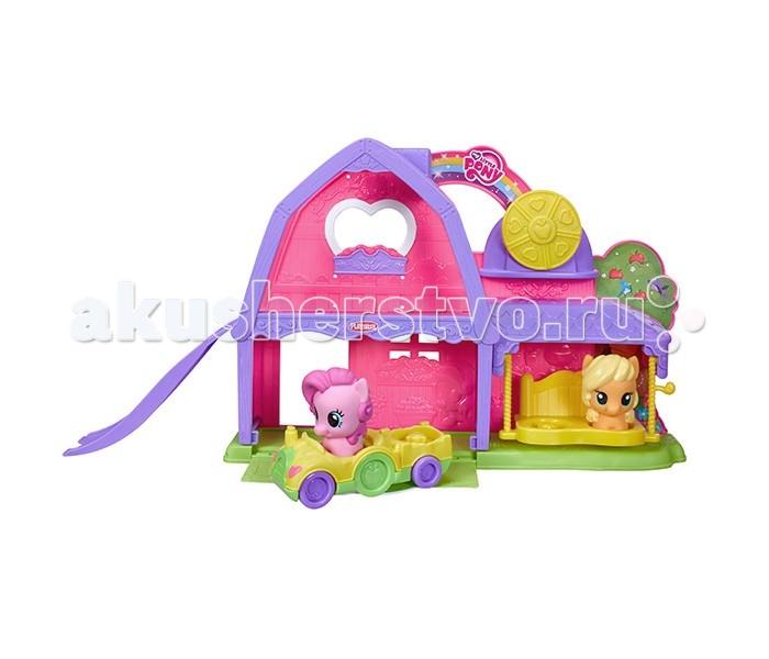 My Little Pony Игровой набор Ферма Эппл Джек