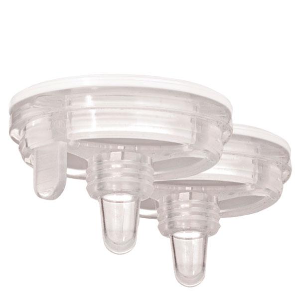 Аксессуары для бутылочек и поильников BornFree Антиколиковая система вентиляции 2 шт.