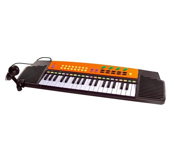 Музыкальная игрушка Simba Электросинтезатор с микрофоном