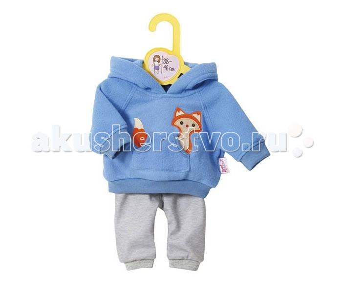 Zapf Creation Baby born Одежда для кукол высотой 38-46 см 870-136