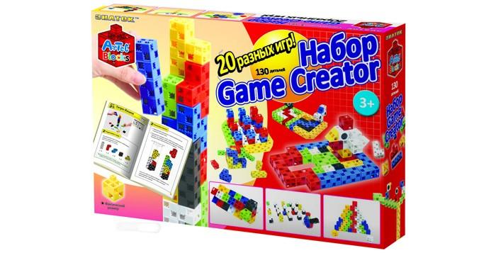 ����������� ������ Artec Game Creator 20 ���������� ��� � ��������� ������� 130 �������