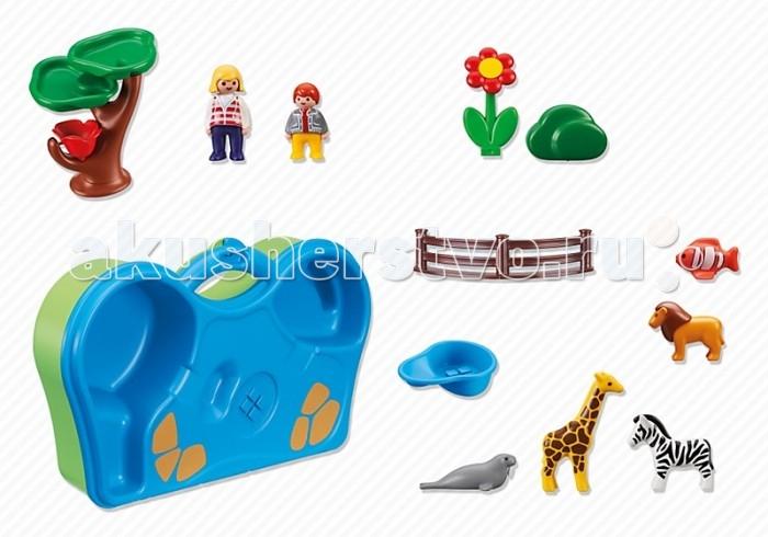 ����������� Playmobil 1.2.3.: ������� � �������� ������ � �����