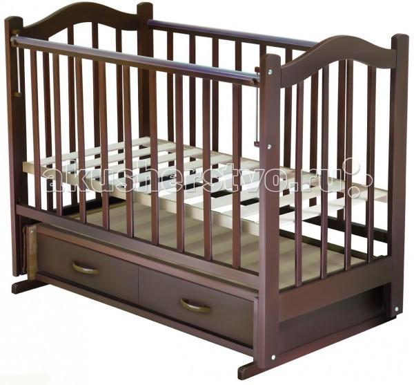 Детская кроватка Ведрусс Лана №4 маятник