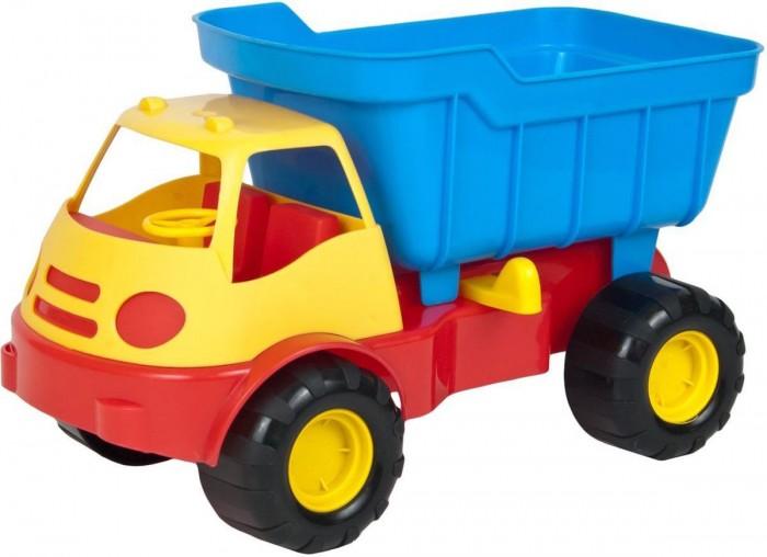 ZebraToys Автомобиль самосвал ActiveАвтомобиль самосвал ActiveАвтомобиль самосвал Active  Машинки серии ACTIVE отличаются эргономичностью и ударопрочностью. Трактор с ковшом и прицепом станет отличным подарком для юного строителя, а подвижные детали игрушки позволят вашему ребенку погрузиться в процесс игры с головой.<br>