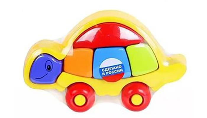 Развивающая игрушка ZebraToys Логическая черепашка
