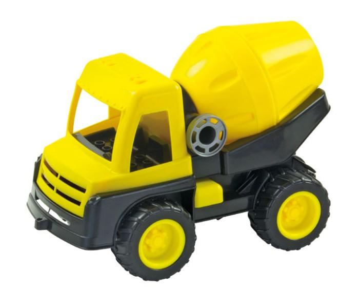 ZebraToys Бетоновоз Constructor в коробкеБетоновоз Constructor в коробкеБетоновоз Constructor в коробке  Дети любят играть с реалистичными моделями спецтехники, поэтому машина нравится ребятишкам. Колеса автомобиля имеют хорошую проходимость по песку, камням или асфальту.   Емкость может вращаться. Игры с бетоновозом развивают воображение, фантазию. Хорошее приобретение для дошкольных учреждений.<br>