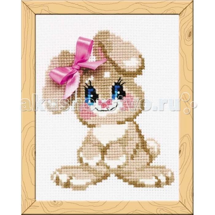 Сотвори сама Набор для вышивания КрольчонокНабор для вышивания КрольчонокСотвори сама Набор для вышивания Крольчонок - это отличный набор для детей, которые любят нитки, ленты и различные лоскутки, а так же дружат с иголкой.   Вышивание — это не просто интересное и занимательное хобби, это настоящее рукодельное искусство, способствующее развитию творческих способностей и художественного вкуса. Вышитые вручную картины прекрасно подходят для украшения интерьера, а также могут быть преподнесены в качестве подарка друзьям и близким.  Особенности: Способствует развитию внимания, воображения, координации движения. Изготовлено из высококачественных экологически чистых материалов.  Размер вышивки: 15 х 18 см.<br>