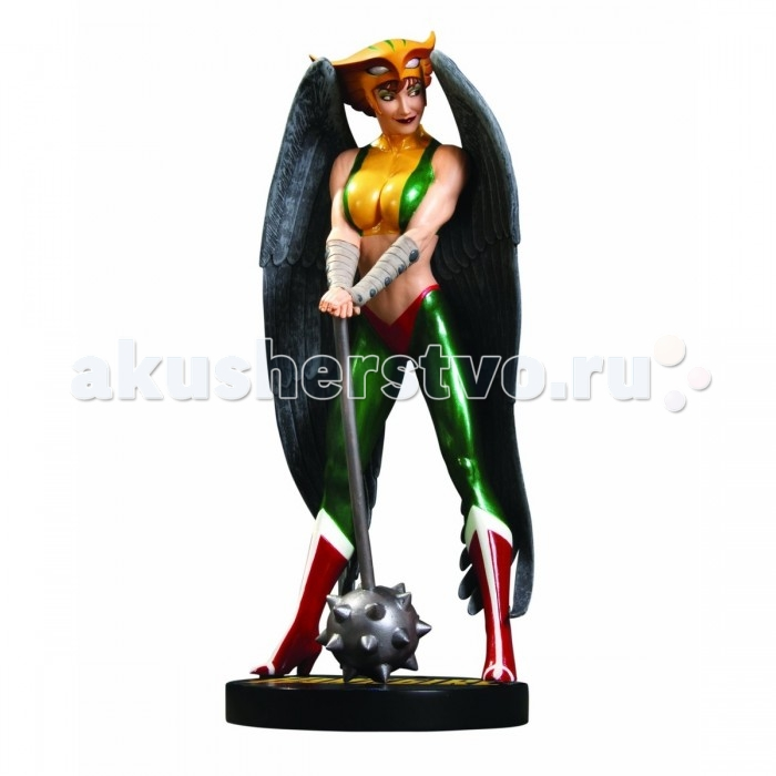 DC Unlimited Фигурка Cover Girls Of The DC Universe Hawkgirl Statue 9.3