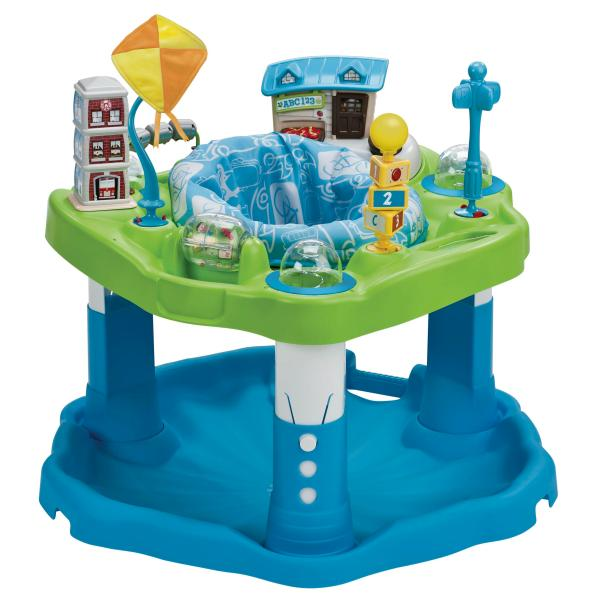 Игровые центры Evenflo ExerSaucer Around Town