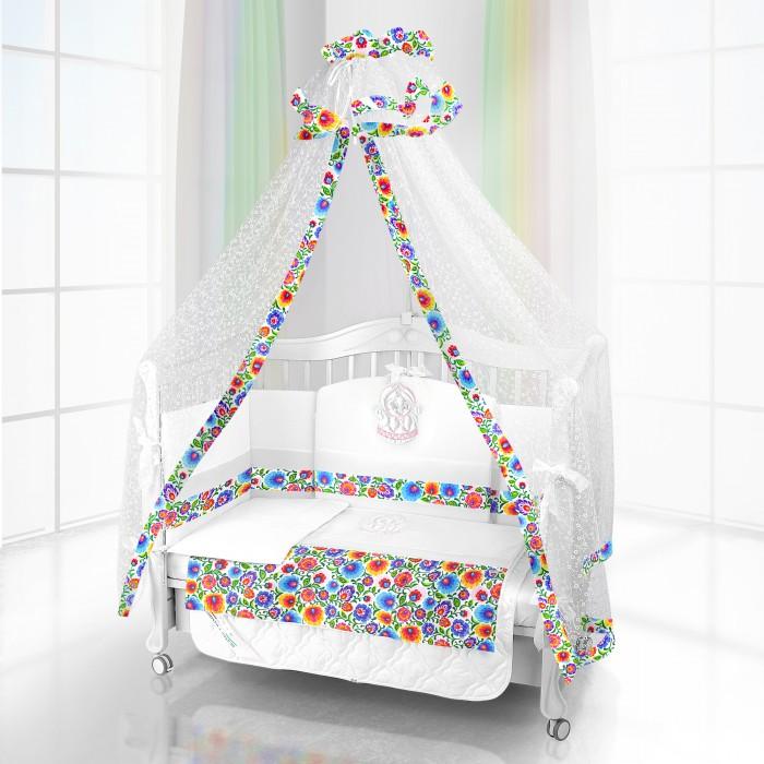 Комплект для кроватки Beatrice Bambini Unico Bambola 125х65 (6 предметов)Unico Bambola 125х65 (6 предметов)Комплект Beatrice Bambini Unico Bambola (125х65) удивительно яркий и увлекающий комплект постельного белья для детских кроваток. Использование натуральных и мягких тканей позволяет избежать возникновения натертостей на нежной коже ребенка, следовательно, исключить его капризов. Таким образом, с данным комплектом сон малыша будет максимально крепким и здоровым.   Данный комплект идеально подходит для кроваток с габаритными размерами 125х65 см.  Все материалы, которые использовал итальянский производитель, проходили обязательную проверку по следующим параметрам:  соответствие экологическим и санитарным нормам отсутствие каких-либо аллергенов высокое качество и максимальная натуральность  В состав комплекта вошли такие постельные принадлежности как: подушечка правильной ортопедической формы одеяло с инновационным наполнителем, который будет поддерживать оптимальный температурный баланс у крохи наволочка и пододеяльник простынка с резиночками для фиксации съемные бортики, которые уберегут кроху от травматизма<br>