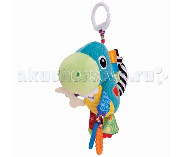 Подвесная игрушка Lamaze Динозаврик Торин