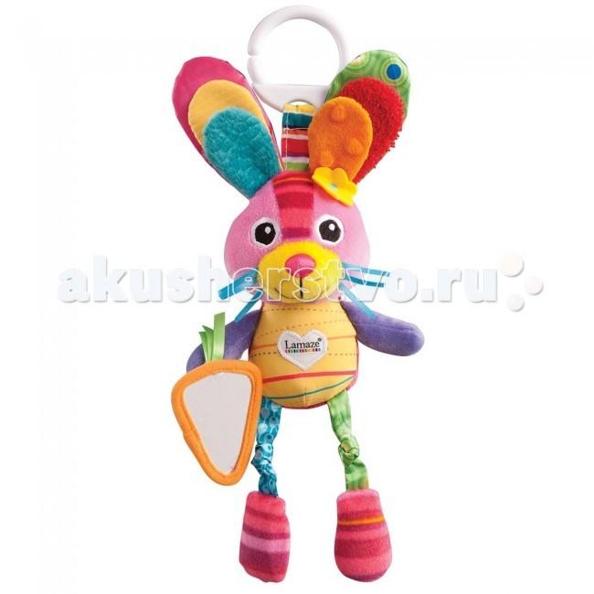 Подвесная игрушка Lamaze Зайка Белла
