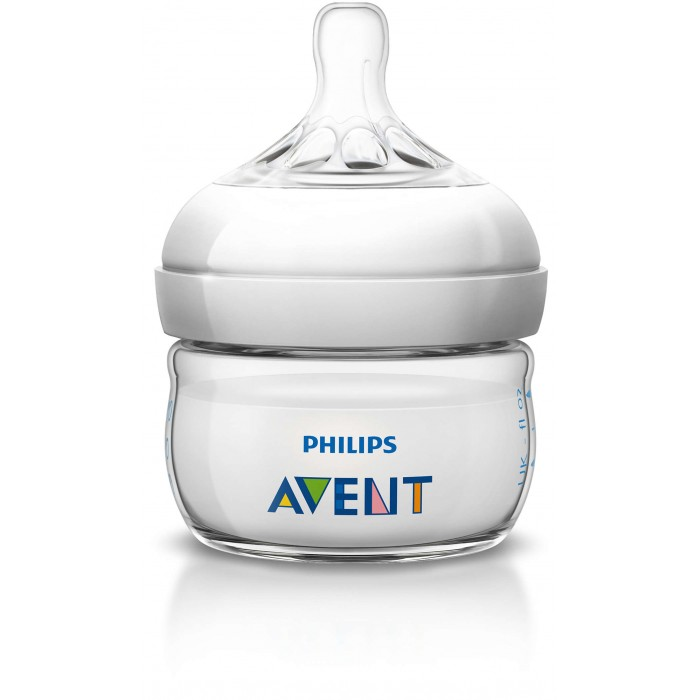 Бутылочка Philips-Avent Natural 60 мл