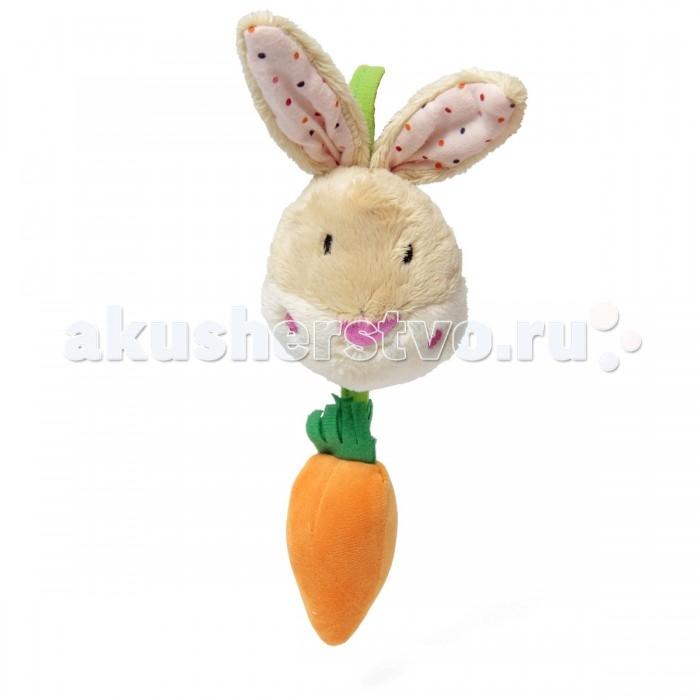 Подвесная игрушка Ути Пути Кролик с морковкой