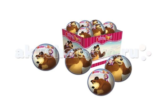Unice Мяч Маша и Медведь 15 см