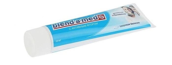 Blend-a-med Зубная паста Анти-Кариес Здоровая Белизна 100 мл