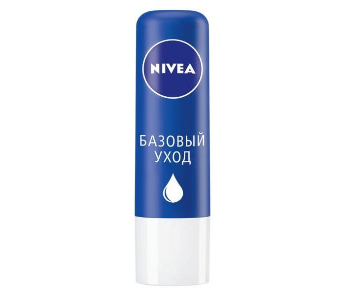 Nivea Lip Care Бальзам для губ Базовый уход 4.8 г
