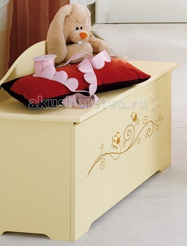 Ящики для игрушек Baby Expert Ящик Perla
