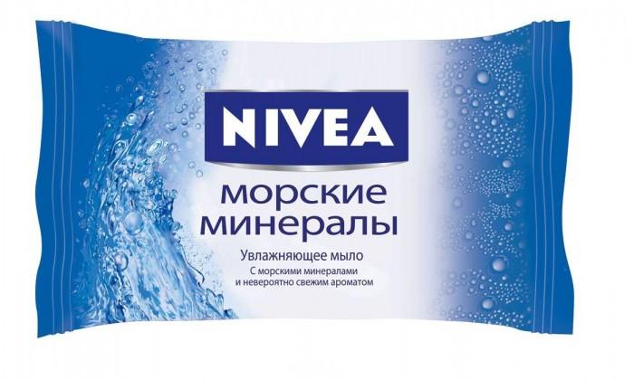 Nivea Mыло-уход Морские минералы 90 г