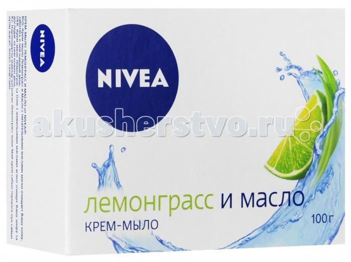 Nivea Крем-мыло Лемонграсс и масло 100 г