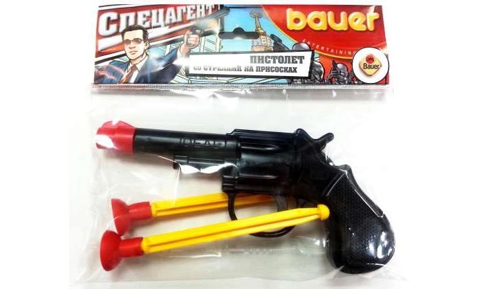 Bauer Игрушка Пистолет Спецагент