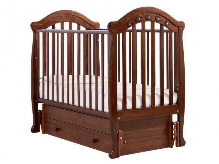 Детская кроватка Гандылян Джозеппе (универсальный маятник)