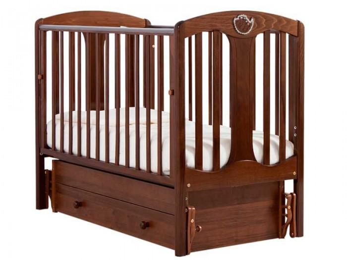 Детская кроватка Гандылян Диана (универсальный маятник)