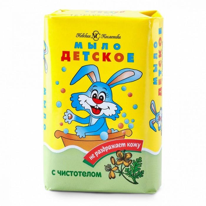 Невская Косметика Детское мыло с чистотелом 90 г