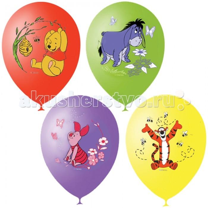 Поиск Воздушные шары Дисней Винни 3 цвета пастель 25 шт.Воздушные шары Дисней Винни 3 цвета пастель 25 шт.Набор цветных воздушных шариков с рисунком для праздника. Яркие шарики диаметром до 30 см отлично подойдут для украшения. В наборе 25 шаров.<br>