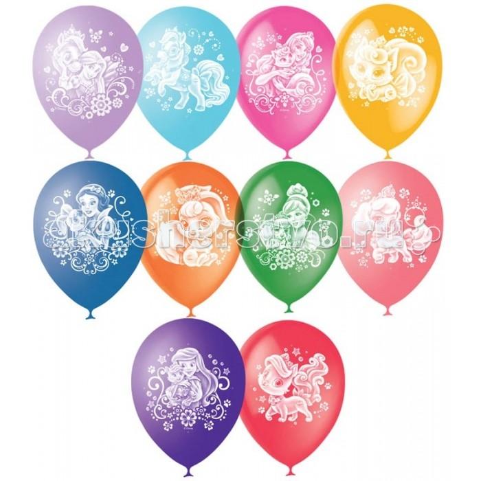 Поиск Воздушные шары Дисней Принцессы и королевские питомцы
