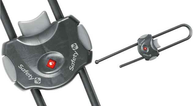 Safety 1st Блокирующее устройство для створчатых дверей 33110039Блокирующее устройство для створчатых дверей 33110039Идеально подходит для шкафов SecurTech подскажет Вам, когда блокиратор зафиксирован.<br>