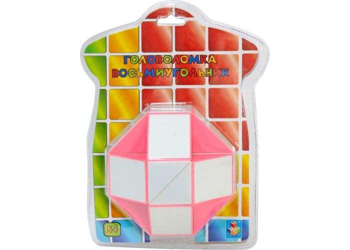 Развивающая игрушка 1 Toy Головоломка 3D восьмиугольник