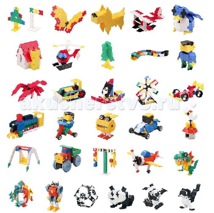 Конструктор LaQ  Basic Colors (2400 частей)Basic Colors (2400 частей)Конструктор LaQ Basic Colors (2400 частей) это безграничные возможности создания плоских и объемных моделей с помощью основных видов деталей и запатентованной системы соединений. Гибкие и прочные элементы выполнены из высококачественного нетоксичного пластика ярких цветов, они легко и надежно соединяются друг с другом, образуя устойчивые конструкции, поэтому с готовой игрушкой можно играть в свое удовольствие.   В наборе представлены фигуры квадрата и треугольника, пять видов соединительных креплений.   Время, проведенное в творчестве с конструктором LaQ – это не только время радости, творчества и вдохновения, но и время для развития полезных навыков ребенка, увлекательной подготовки к школе, развития мелкой моторики рук, выработки аккуратности, усидчивости, внимательности.  В наборе 2400 детали.<br>