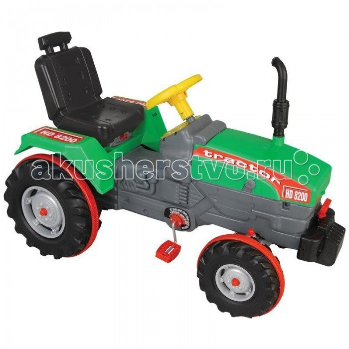 Pilsan Педальная машина Tрактор