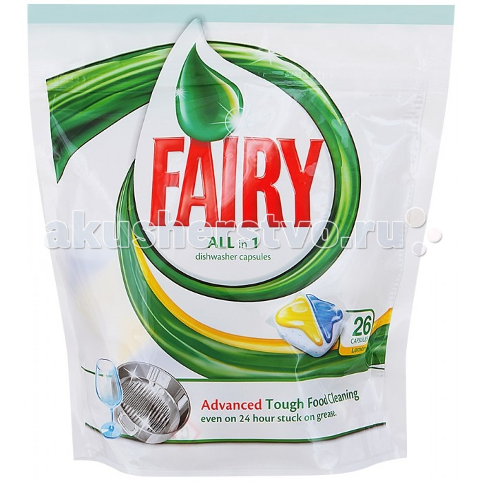 Fairy P&G ������� ��� ������������� ����� All in 1 26 ��.