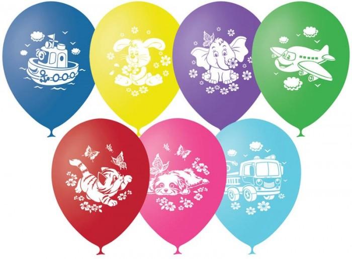 Поиск Воздушные шары Детская тематика 50 шт.Воздушные шары Детская тематика 50 шт.Набор цветных воздушных шариков с рисунком для праздника. Яркие шарики диаметром до 30 см отлично подойдут для украшения. В наборе 50 шаров.<br>