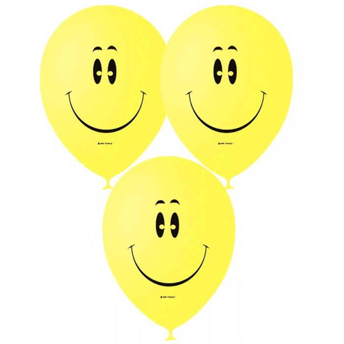 Поиск Воздушные шары Смайл YELLOW 50 шт.Воздушные шары Смайл YELLOW 50 шт.Набор цветных воздушных шариков с рисунком для праздника. Яркие шарики диаметром до 30 см отлично подойдут для украшения. В наборе 50 шаров.<br>