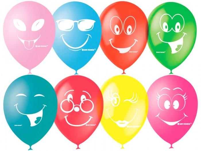 Поиск Воздушные шары Улыбки 50 шт.Воздушные шары Улыбки 50 шт.Набор цветных воздушных шариков с рисунком для праздника. Яркие шарики диаметром до 30 см отлично подойдут для украшения. В наборе 50 шаров.<br>