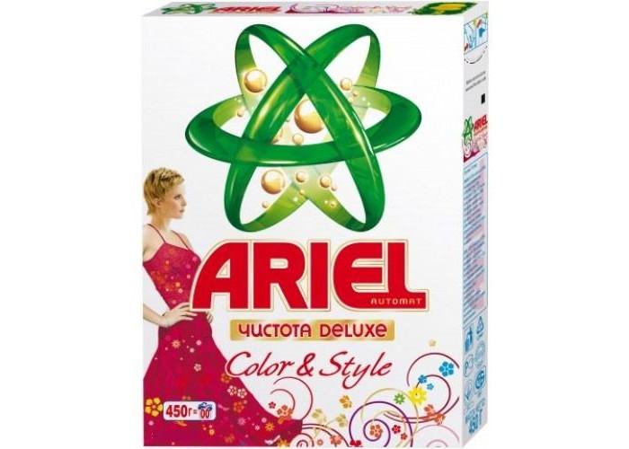 Ariel Стиральный порошок автомат Color&Style 450 г