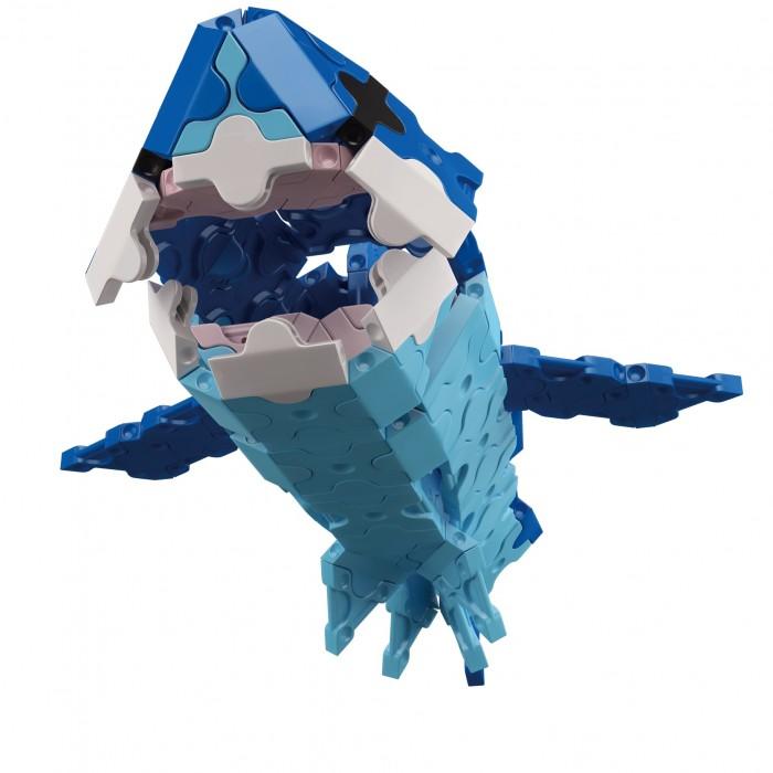 Конструктор LaQ  Marine World Shark Акула (175 элементов)Marine World Shark Акула (175 элементов)LaQ Marine World Shark Акула (175 элементов) это безграничные возможности создания плоских и объемных моделей с помощью основных видов деталей и запатентованной системы соединений. Гибкие и прочные элементы выполнены из высококачественного нетоксичного пластика ярких цветов, они легко и надежно соединяются друг с другом, образуя устойчивые конструкции, поэтому с готовой игрушкой можно играть в свое удовольствие.   В наборе представлены фигуры квадрата и треугольника, пять видов соединительных креплений.   Время, проведенное в творчестве с конструктором LaQ – это не только время радости, творчества и вдохновения, но и время для развития полезных навыков ребенка, увлекательной подготовки к школе, развития мелкой моторики рук, выработки аккуратности, усидчивости, внимательности.  В наборе 175 деталей.<br>