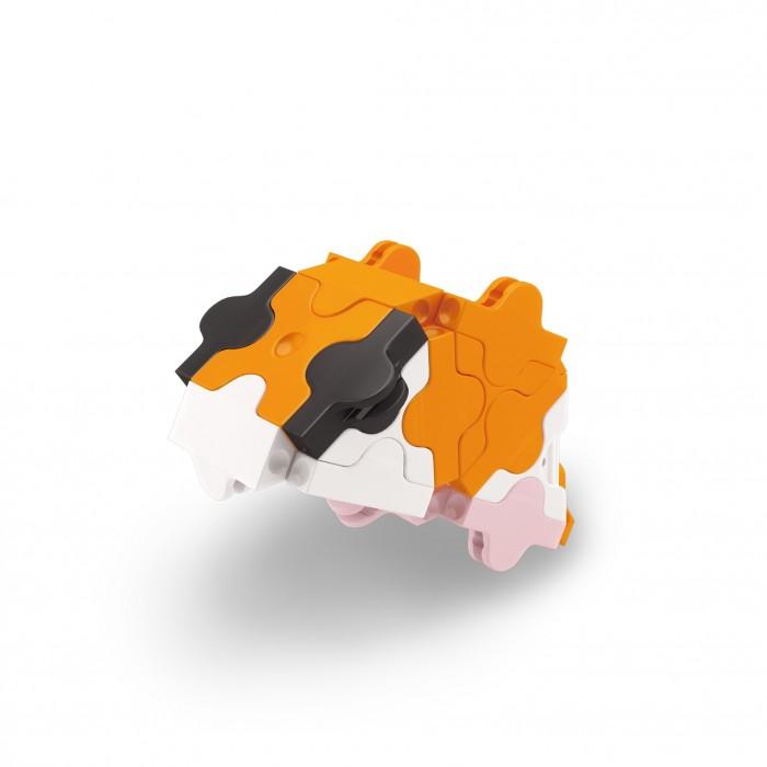 Конструктор LaQ  Petite Hamster Хомяк (28 деталей)Petite Hamster Хомяк (28 деталей)Конструктор LaQ Petite Hamster Хомяк (28 деталей). Эти детали помогут Вам собирать движущиеся модели: машины, самолёты, мотоциклы и т.д. Детали всех конструкторов LaQ совместимы между собой, то есть разные наборы великолепно дополняют друг друга и значительно расширяют количество моделей, которые можно собрать.  Время, проведенное в творчестве с конструктором LaQ – это не только время радости, творчества и вдохновения, но и время для развития полезных навыков ребенка, увлекательной подготовки к школе, развития мелкой моторики рук, выработки аккуратности, усидчивости, внимательности.  В наборе 28 деталей.<br>